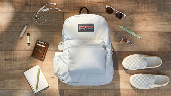 Meet JanSport Cross Town, Your Pack For Everyday Adventures